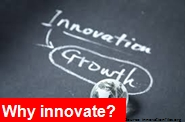 Why innovate - 8 reasons...
