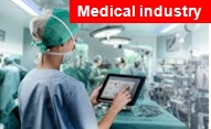 New games changing technologies in the medical industry
